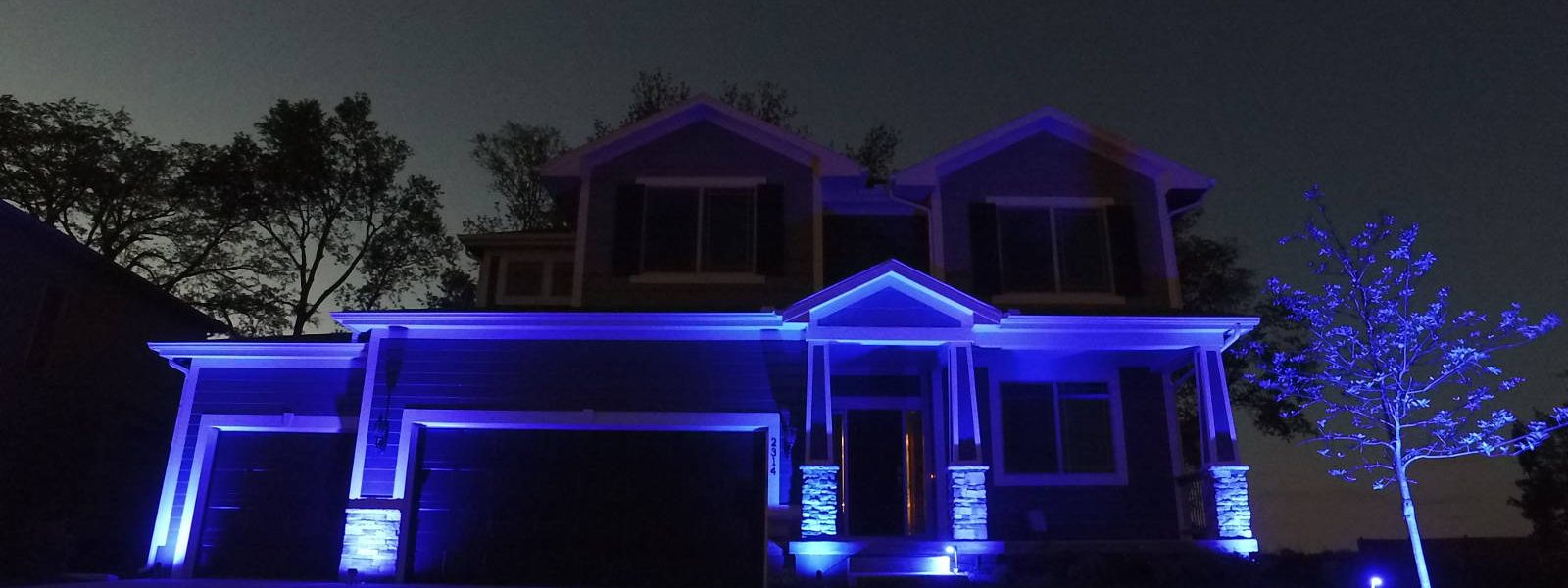 Led Neon Landscape Lights