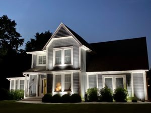Optimize Your Home Security with Outdoor Lighting in Kansas City