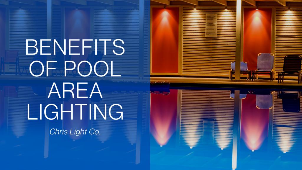 Benefits of Pool Area Lighting in Kansas City