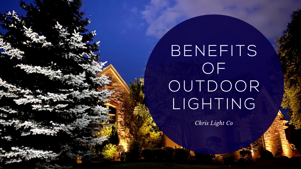 Benefits of Outdoor Lighting in Kansas City