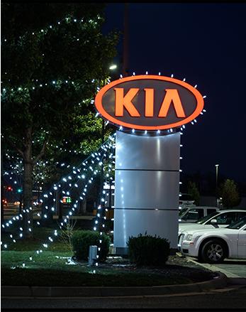 Outdoor Lighting in Kansas City