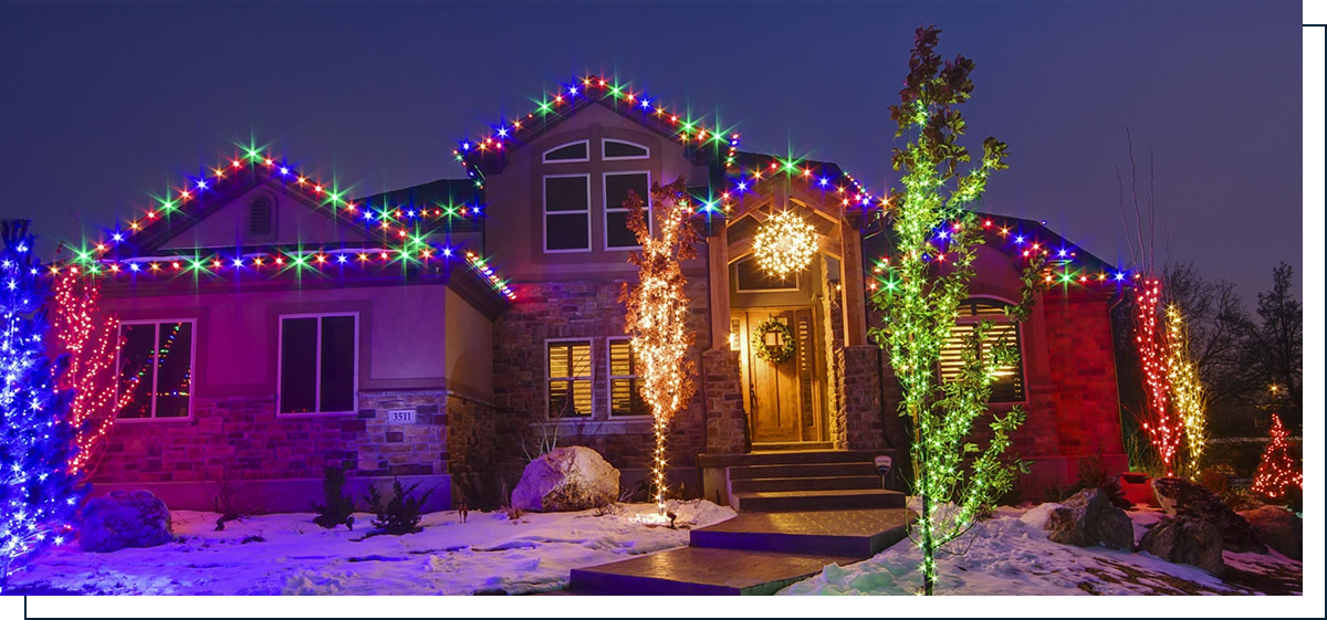 Christmas Light Company in Kansas City