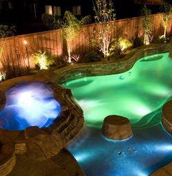 Pool Lighting in Kansas City