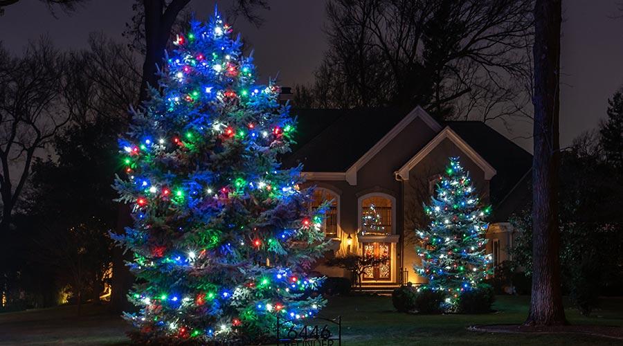 Christmas Lights in Kansas City