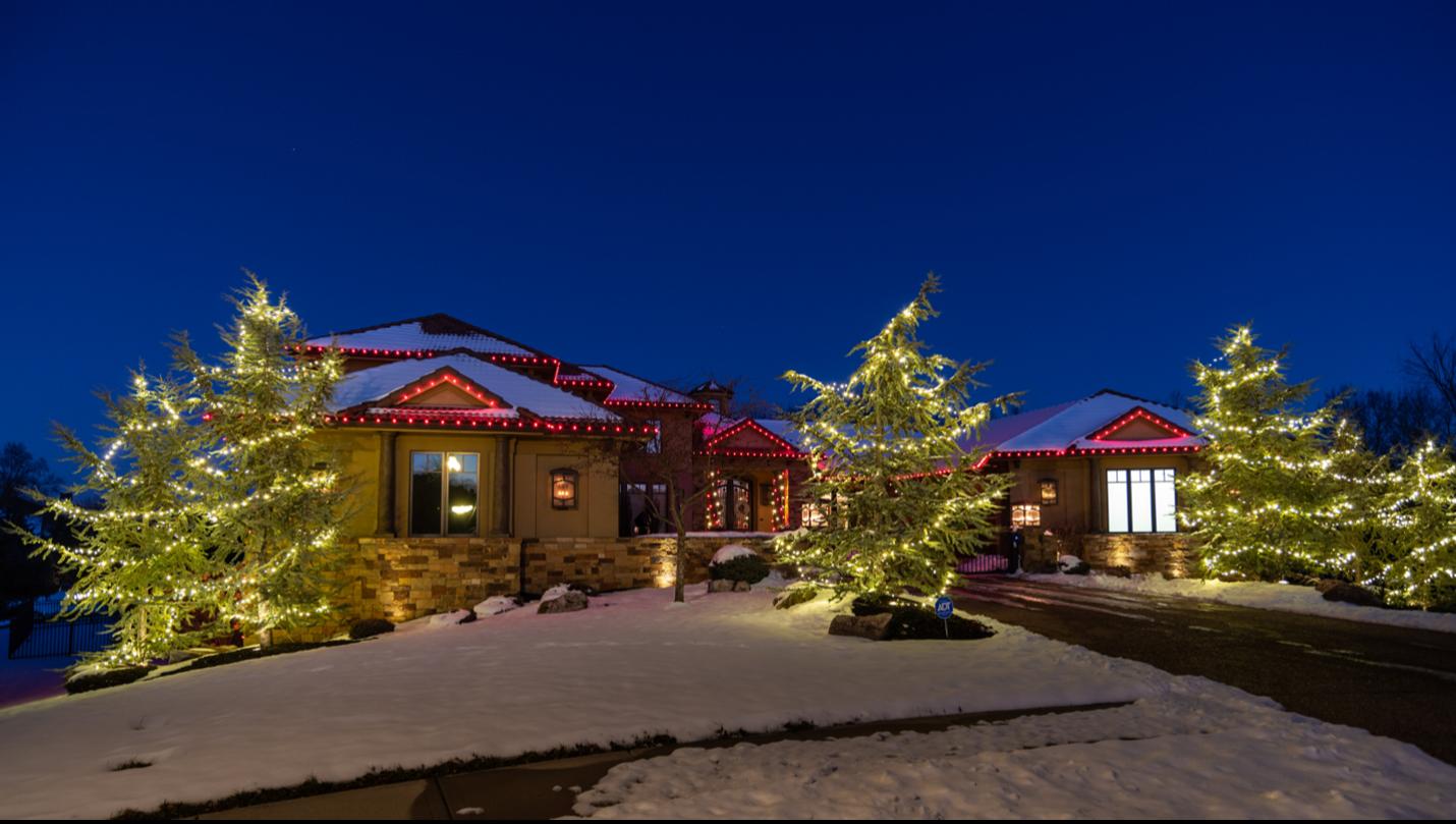 holiday lighting company in Kansas City
